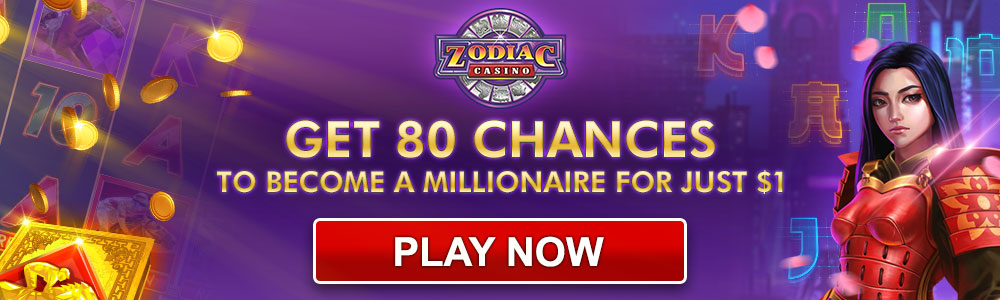 Zodiac Casino Review | The Place to Be if You Want to Win Big